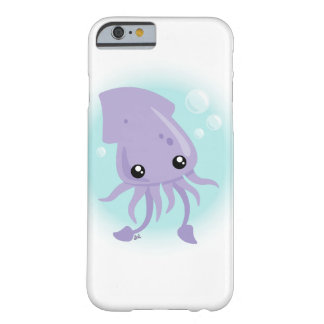 Cute Squid Smartphone Case