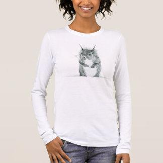 Cute Squirrel Art T-shirt