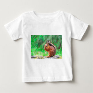 Cute squirrel baby T-Shirt