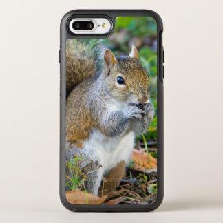Cute Squirrel Eating OtterBox Symmetry iPhone 8 Plus/7 Plus Case