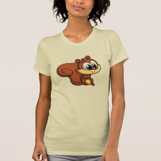 Cute Squirrel T-Shirt
