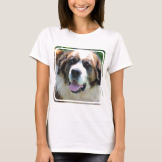 Cute St. Bernard T-Shirt