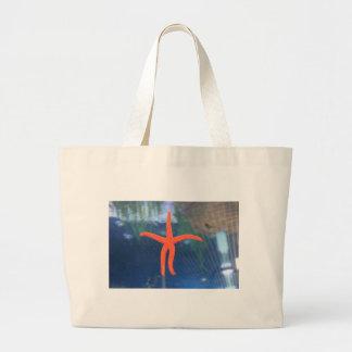 Cute Star Fish Canvas Bags