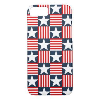 Cute stars and stripes Case-Mate iPhone case