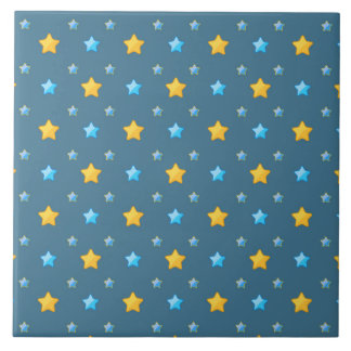 Cute stars tiles