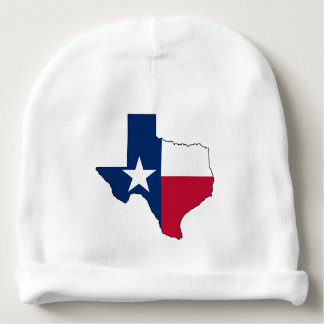 Cute State of Texas Baby Beanie for Little Texans