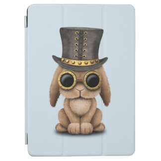 Cute Steampunk Baby Bunny Rabbit iPad Air Cover