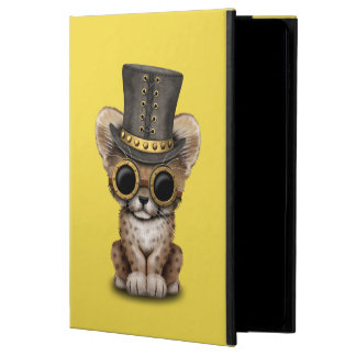 Cute Steampunk Baby Cheetah Cub Powis iPad Air 2 Case