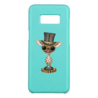 Cute Steampunk Baby Giraffe Case-Mate Samsung Galaxy S8 Case