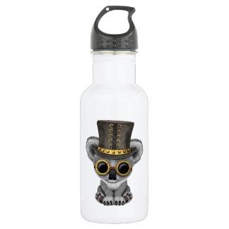 Cute Steampunk Baby Koala Bear 532 Ml Water Bottle