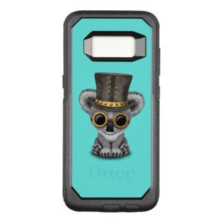Cute Steampunk Baby Koala Bear OtterBox Commuter Samsung Galaxy S8 Case