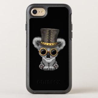 Cute Steampunk Baby Koala Bear OtterBox Symmetry iPhone 8/7 Case