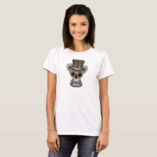 Cute Steampunk Baby Koala Bear T-Shirt