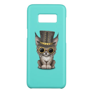 Cute Steampunk Baby Lynx Cub Case-Mate Samsung Galaxy S8 Case