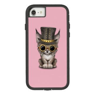 Cute Steampunk Baby Lynx Cub Case-Mate Tough Extreme iPhone 7 Case