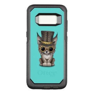 Cute Steampunk Baby Lynx Cub OtterBox Commuter Samsung Galaxy S8 Case