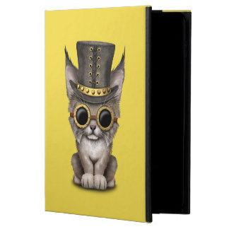 Cute Steampunk Baby Lynx Cub Powis iPad Air 2 Case