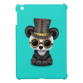 Cute Steampunk Baby Panda Bear Cub Case For The iPad Mini
