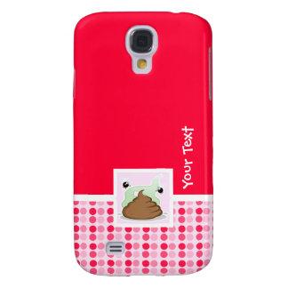 Cute Stinky Poo HTC Vivid Cover