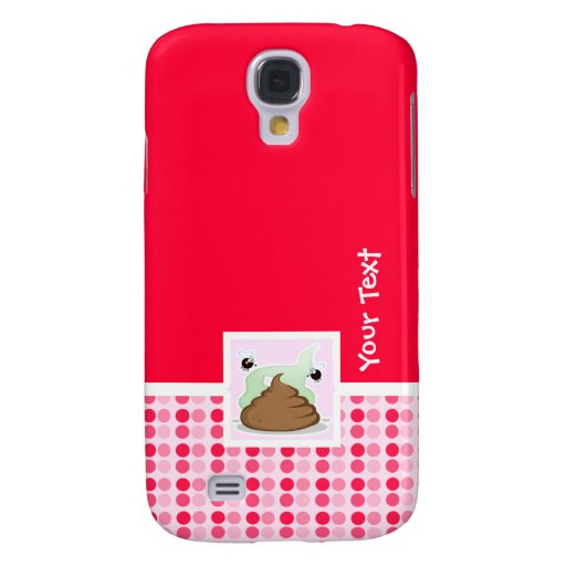Cute Stinky Poo HTC Vivid Cover