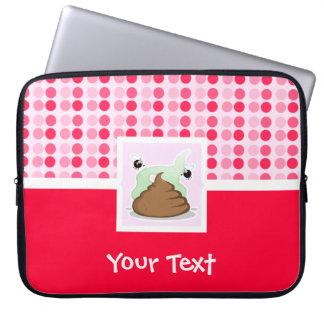 Cute Stinky Poo Computer Sleeves