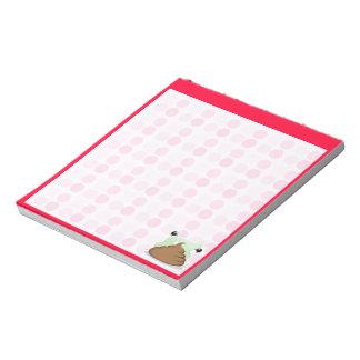 Cute Stinky Poo Memo Note Pads