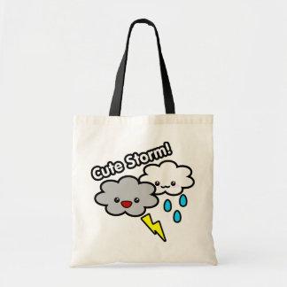 Cute Storm tote
