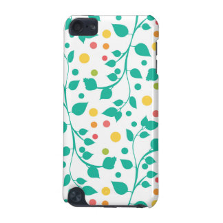 Cute Summer Citrus Floral Pattern iPod Touch (5th Generation) Covers
