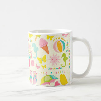 Cute Summertime Coffee Mug