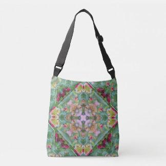 Cute Summertime Floral Crossbody Bag