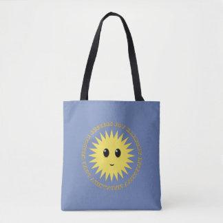 Cute Sun Shine Tote Bag