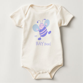 Cute Sweet Baby Bee Boys or Girls Clothing Baby Bodysuit