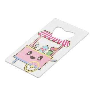 Cute Sweet Cart - Ice Cream Wallet Bottle Opener