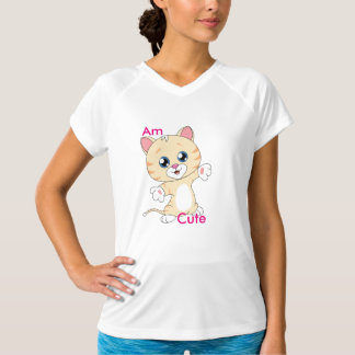 cute t -shirt for charming girls T-Shirt