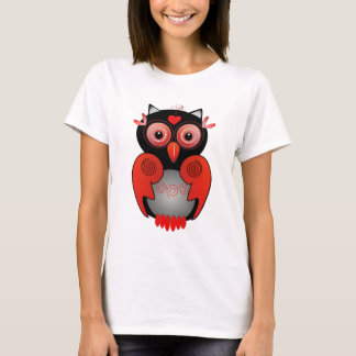 Cute t-shirt with deco Owl