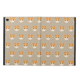 Cute Tabby Cat Illustration Powis iPad Air 2 Case