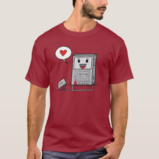 Cute Tape Player - Mens T-Shirt