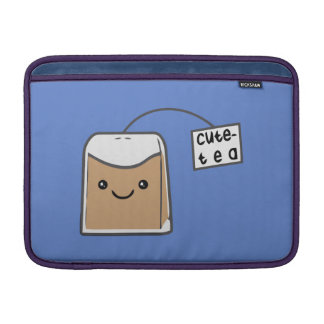 Cute tea sleeve for MacBook air