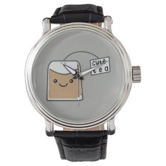 Cute tea watch