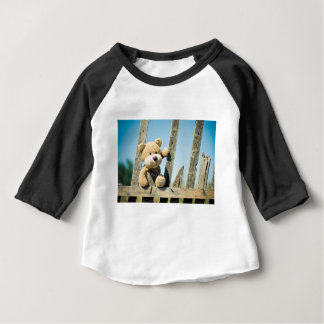 Cute Teddy Baby T-Shirt