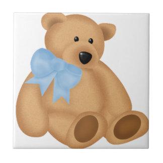 Cute Teddy Bear, For Baby Boy Tile