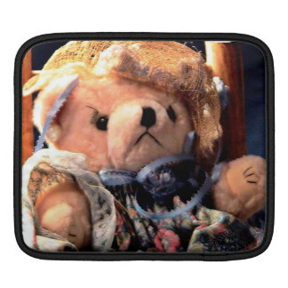 Cute Teddy Bear iPad Sleeve