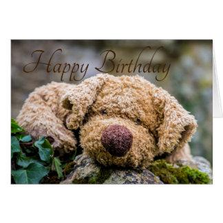 Cute Teddy card