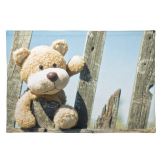 Cute Teddy Placemat