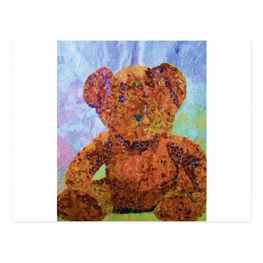 Cute Teddy Post Cards