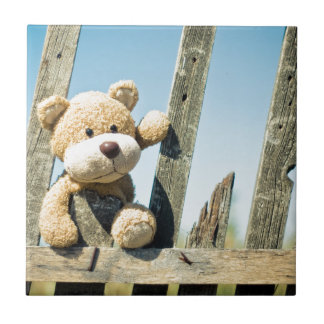 Cute Teddy Tile