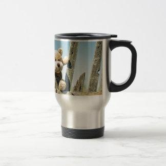 Cute Teddy Travel Mug