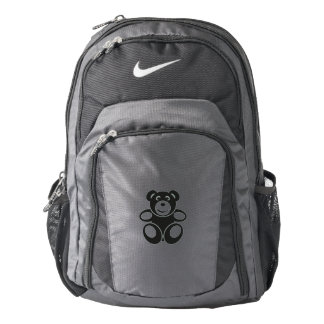 Cute Teddy with a Smile Backpack