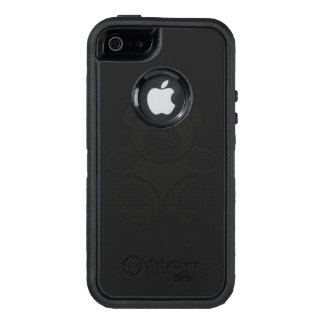 Cute Teddy with a Smile OtterBox Defender iPhone Case