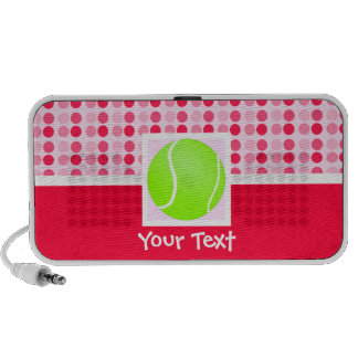 Cute Tennis Ball Mp3 Speaker